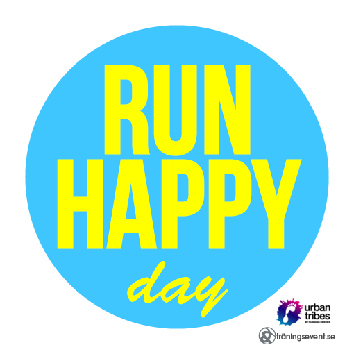 Run Happy logo